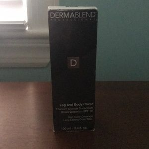 Dermablend Leg and Body Cover Light shade